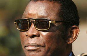 Le Général Gnassingbé Eyadema (de son vivant)