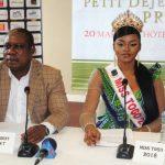 M. Gaspard BAKA et Mlle Ichabatou Gnongbo Tchoro (©focusinfos)