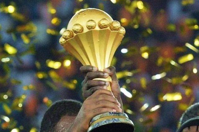 Le trophée de la CAN