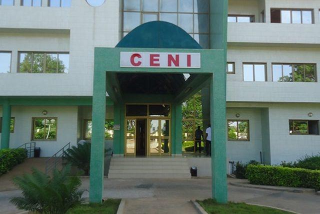 Siège de la CENI à Lomé