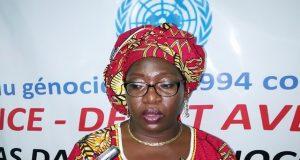 Mme Nadiétou Nabilila, Directrice du CINU