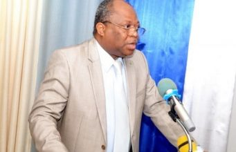 Le président de la HAAC, M. Pitalounani TELOU