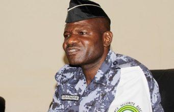 Lieutenant-colonel Yaovi OKPAOUL