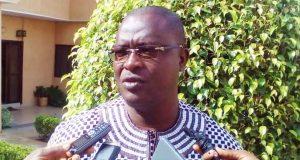 Ange Kossivi KETOR, Directeur de l'APSFD Togo