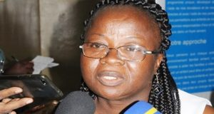 Mme Bakoussan Manzi-Nika, Directrice de SOS Village d'enfant Togo