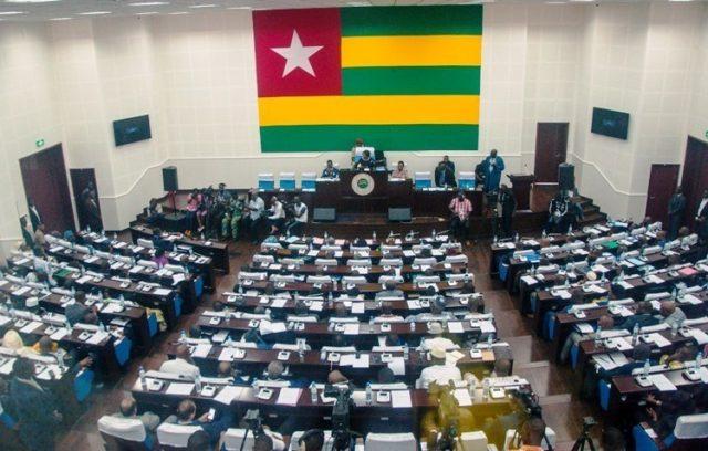 Une vue des députés à l'Assemblée nationale
