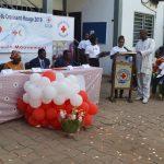 Célébration de la journée mondiale de la Croix Rouge au Togo