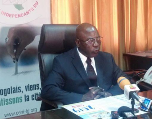 Tchambakou Ayassor, Président de la CENI